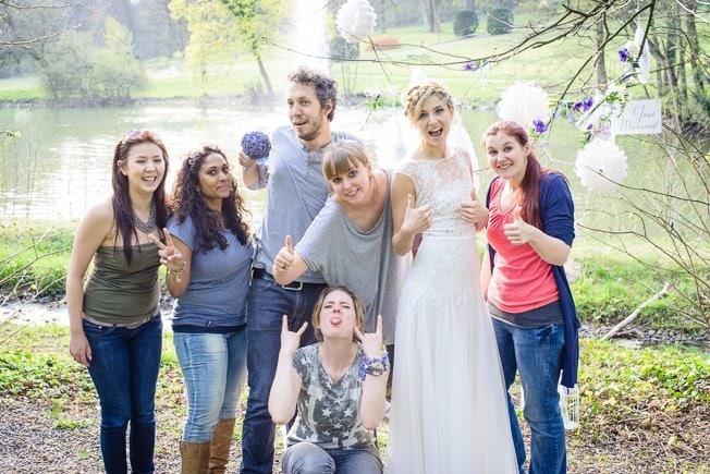 Hochzeitsphotograph Köln